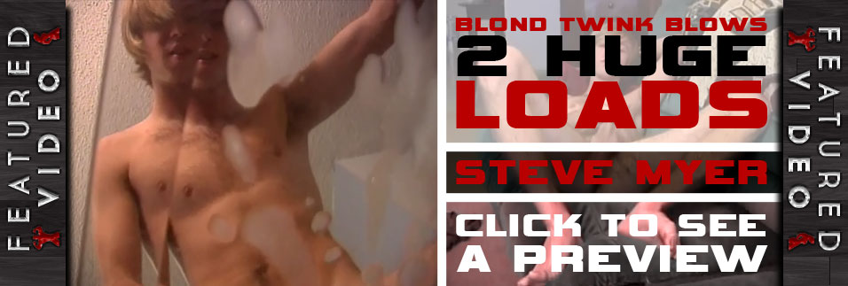 In-Charge.net - Blond Twink